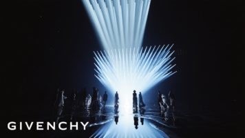 Givenchy FW21 Show